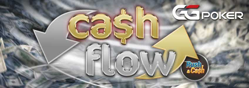 Rush & Cash Cash Flow at GGPoker