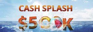 Cash Splash at Party Poker