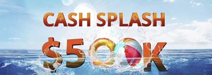 Cash Splash at Party Poker