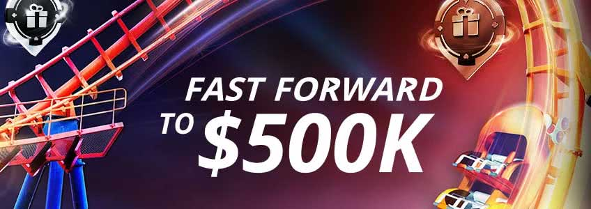 Party Poker´s FastForward