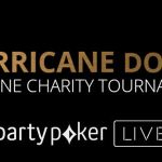 Party Poker to Host Hurricane Dorian Charity Tournament
