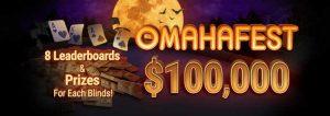 Omahafest at GG Poker