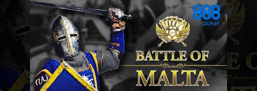 888 Battle of Malta