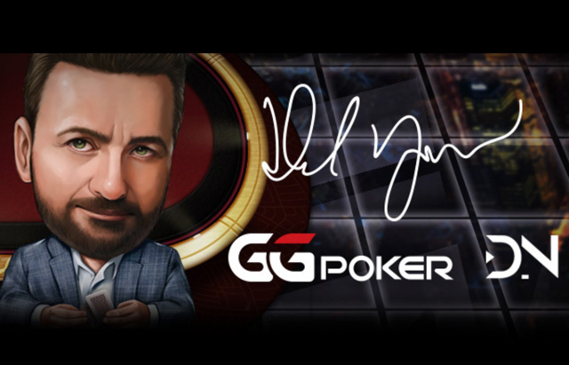 Daniel Negreanu Signs With GG Poker
