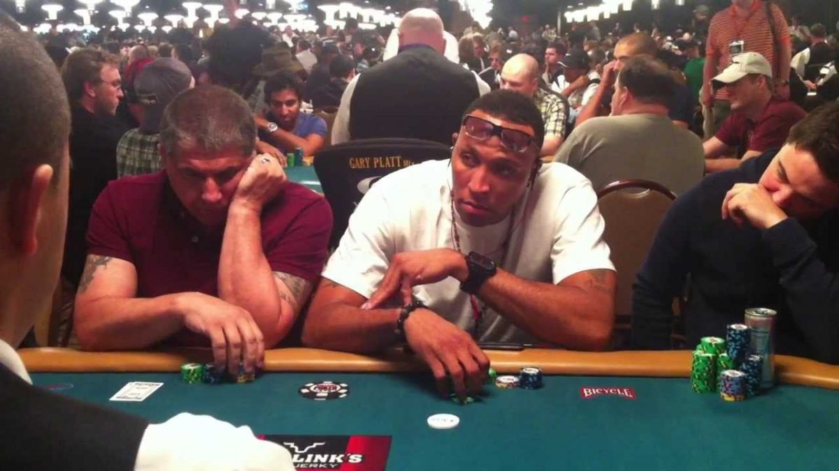 Top Five NBA Players Who Also Love Poker