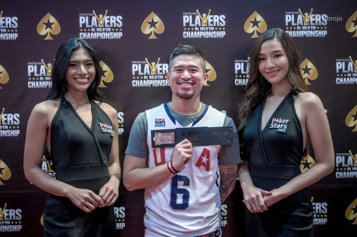 Campomanes Wins First Platinum Pass For 2020 PSPC In Barcelona