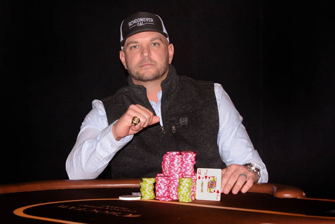 Schoonover Wins Main Event At WSOPC Choctaw Durant