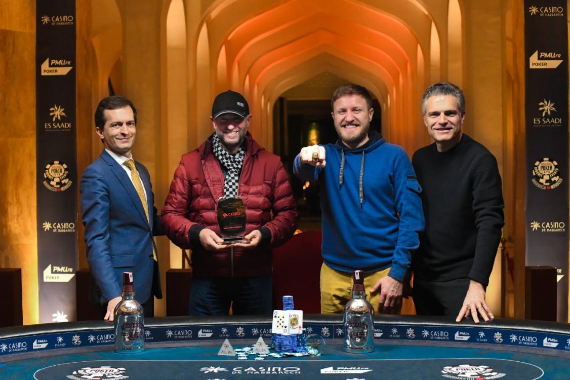 WSOP Circuit Marrakech — Duzgun Wins Main Event