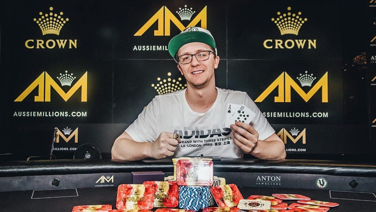 Aussie Millions A$100,00 Challenge – Burns Wins!
