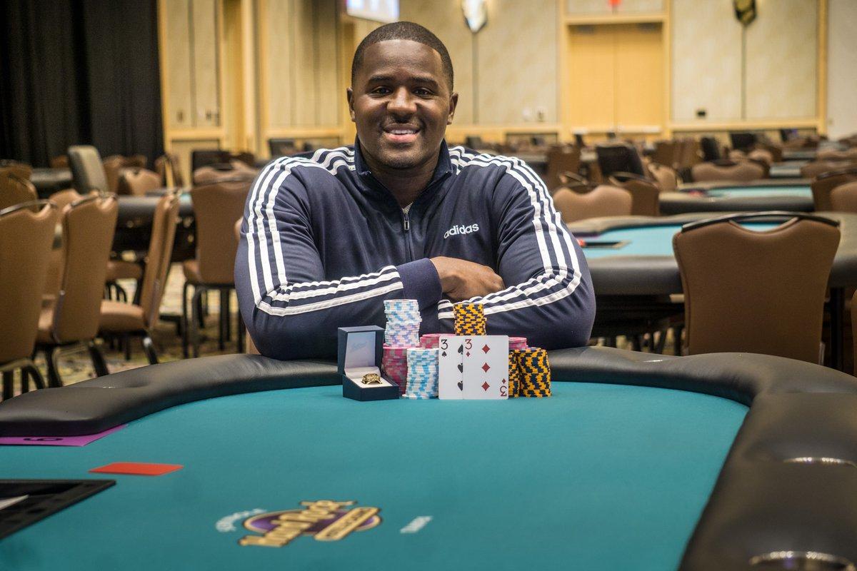 Johnson Wins WSOPC Tampa Event #1 for $166,176