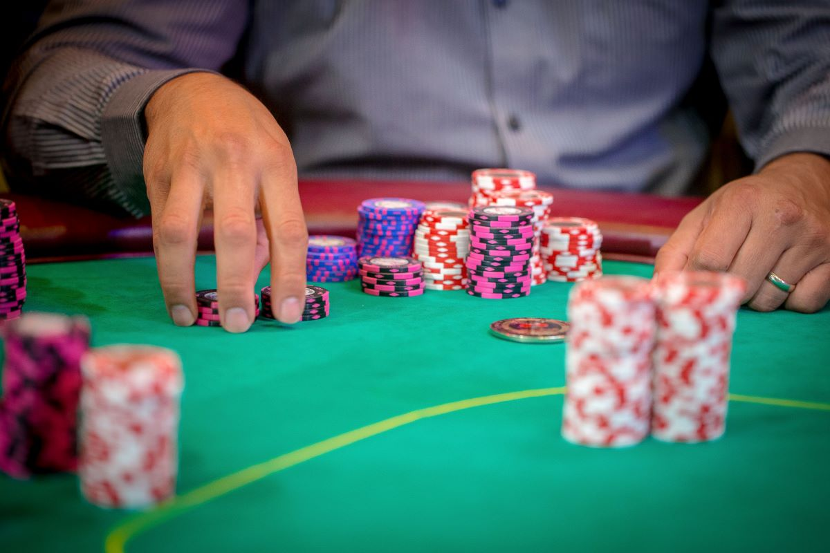 Poker Strategy: The Art of Re-Raising a Bet