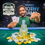 Super High Roller Bowl Australia — Adams Wins
