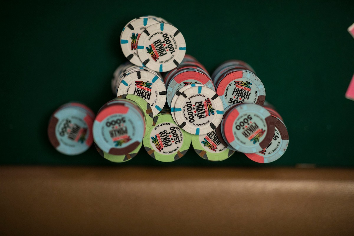 WSOP 2020 Schedule — List of $1,500 Events Has Been Finalized
