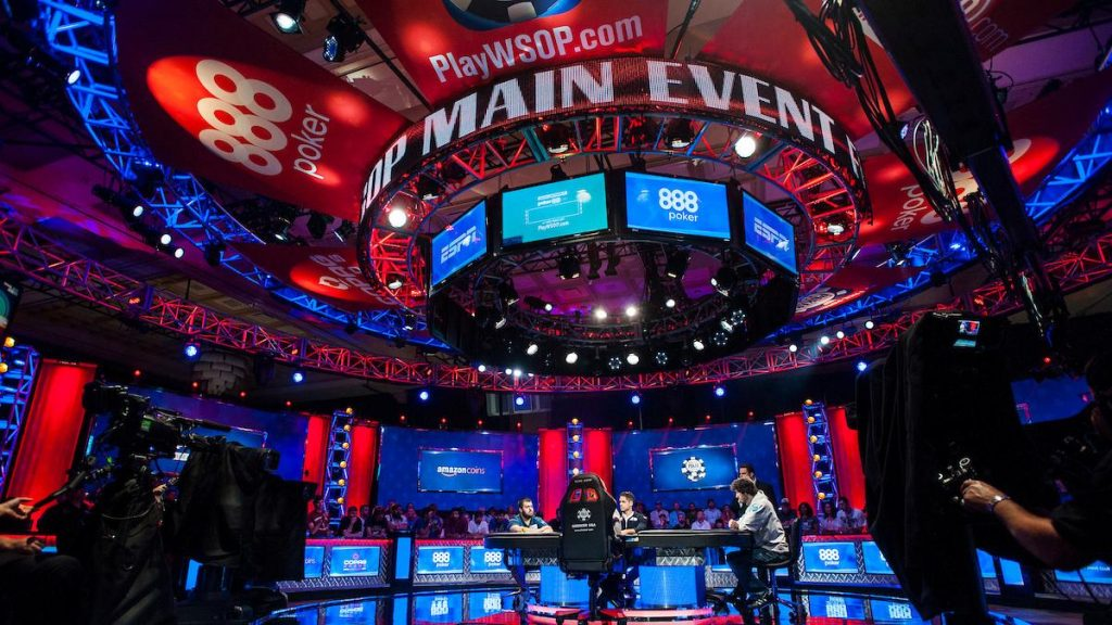 Wsop 2021 Main Event