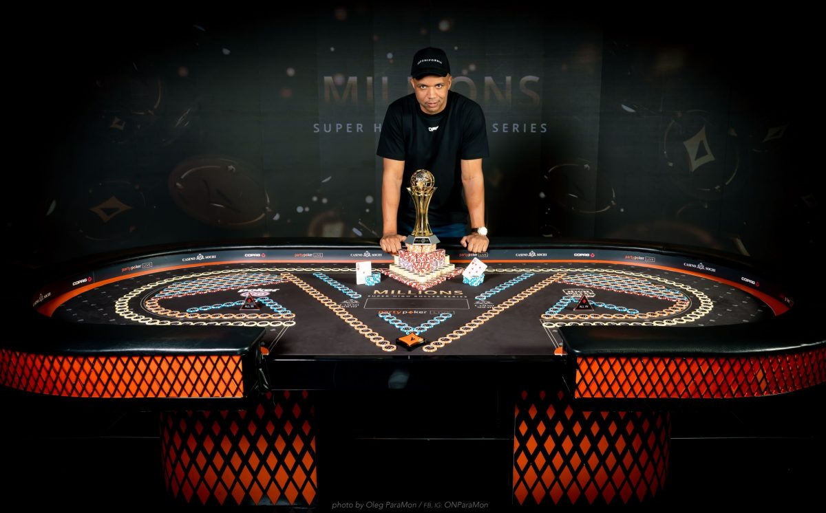 Tiger Woods of Poker Is Back! Ivey Tops $50,000 Short Deck