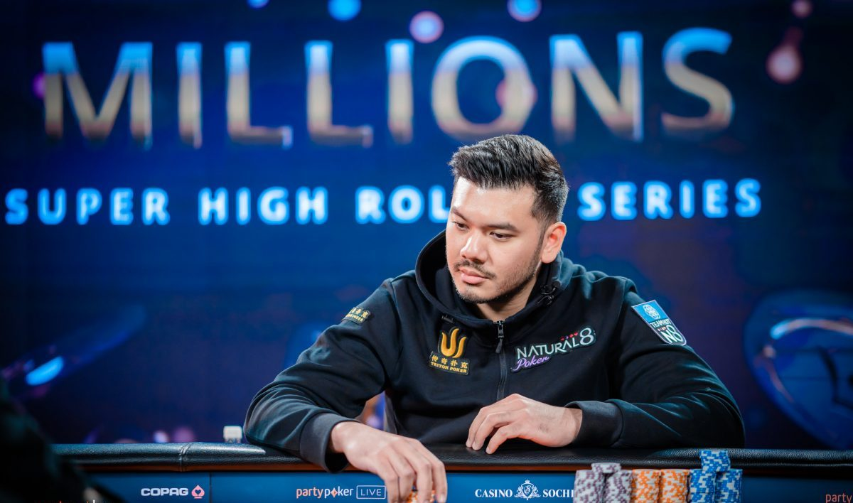 Overview of LIVE MILLIONS Sochi Event Champions