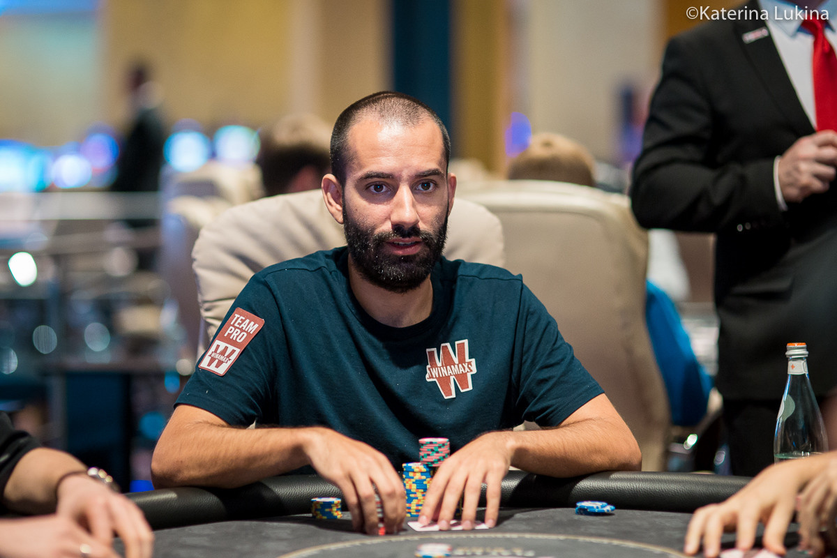 Vieira Wins the €2,100 High Roller of the 2020 Irish Poker Open