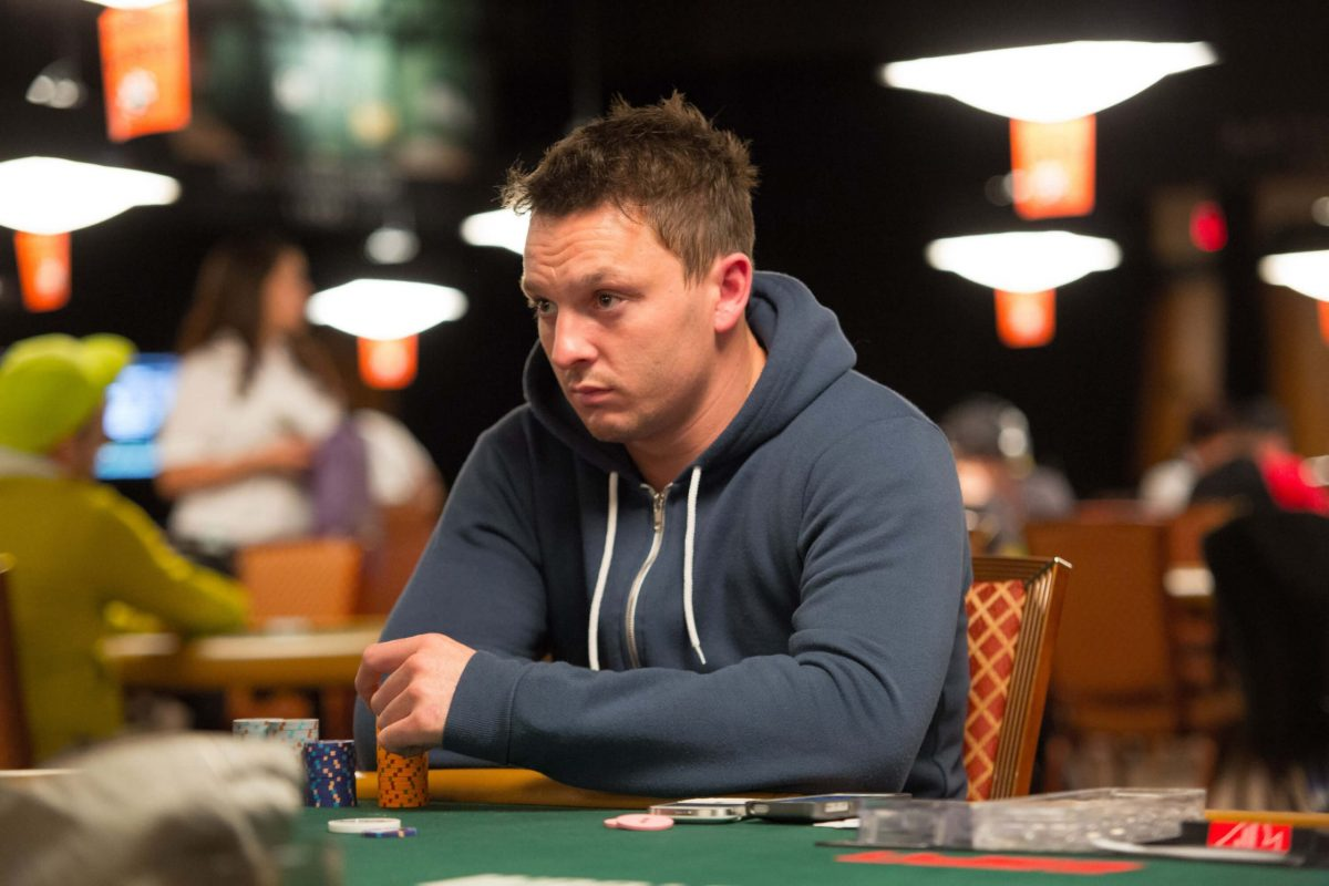 Trickett Gives Pieces of Advice on How to Play High Stakes