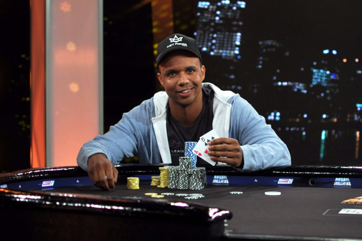 Ivey Won His Eighth Bracelet In 2010