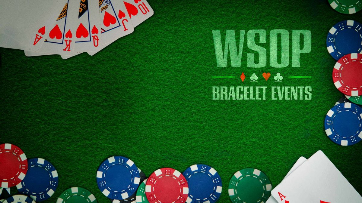 WSOP Will Offer Online Bracelet Events All Summer Long