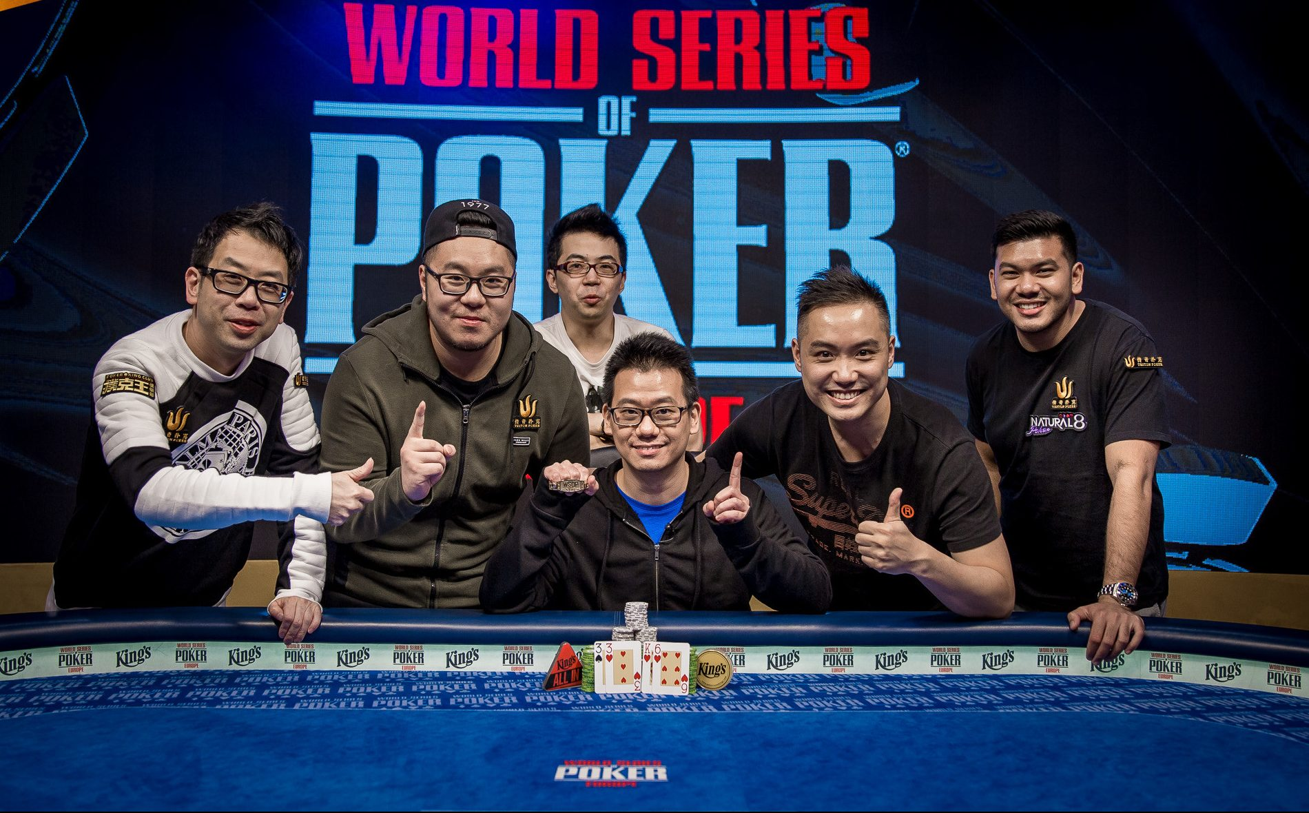 Anson Tsang Wins Second Bracelet in Event #68 of the WSOP Online
