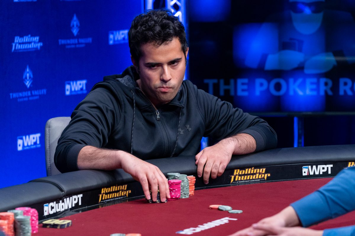 Ajay Chabra Wins WSOP Online Event #72 for $77,475