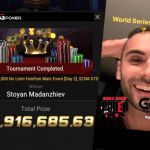 2020 WSOP Online Main Event Ends — Stoyan Madanzhiev Wins!