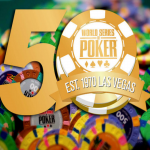 50th Anniversary Series Wraps Up at WSOP.com