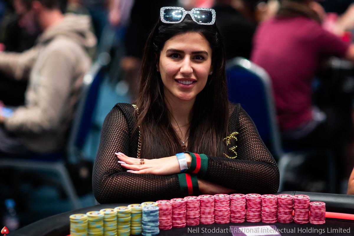 Melika Razavi Wins Gold Bracelet at 2020 WSOP Online Event #82