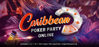 2020 Caribbean Poker Party Online Has Bumper Payouts