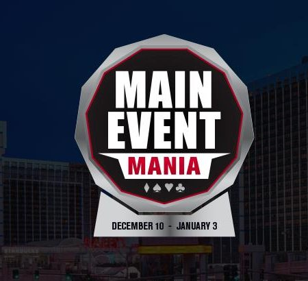 """Main Event Mania"" Will be Hosted by Bally's"