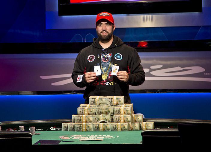 Joseph Hebert Bests Other Finalists to Emerge the 2020 WSOP US Leg Main Event Champion