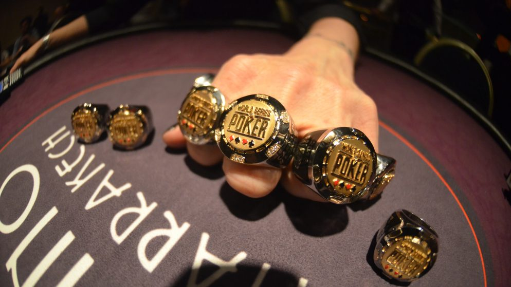 WSOP Circuit Rings Awarded Over the Weekend