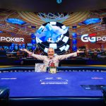 The 2020 WSOP Main Event International Champion is Damian Salas