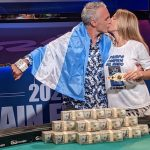 Damian Salas Wins 2020 WSOP Main Event