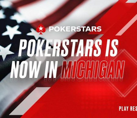 PokerStars Launches Online Poker in Michigan