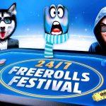 888poker Announces New 24/7 Freerolls Festival