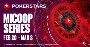 PokerStars to Host the Championship of Online Poker Michigan