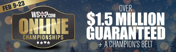 WSOP/888 Setting Up to Offer Two-Weeks of Quality Poker Tournament Gaming