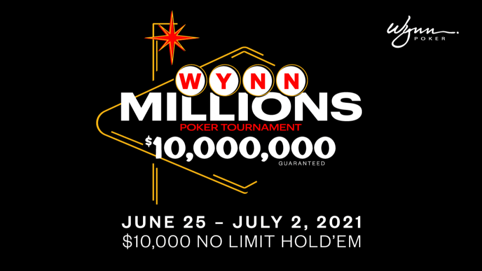 Wynn Las Vegas Announces Summer Classic Details Including New Wynn Millions Event