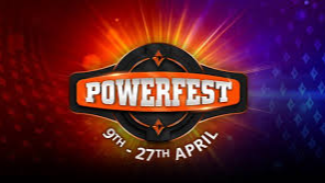 POWERFEST Coming to partypoker This Month