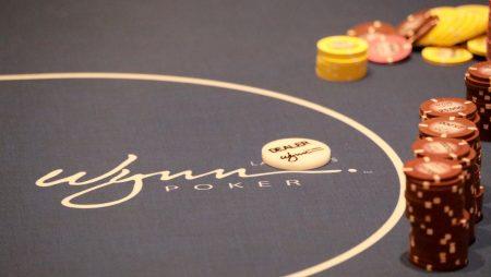 Poker to Resume Again at Wynn Las Vegas Free of Plexiglass Dividers