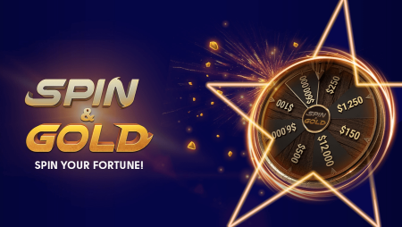New Version of Spin & Gold Launches at GGPoker