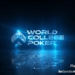 PokerStars.net and World College Poker Plan 2021 Championship Main Event