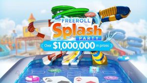 888poker Launches New Freeroll Splash Party