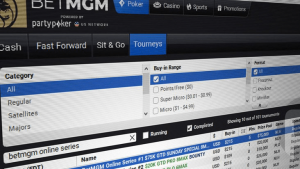 BetMGM Poker MI Gearing up for Online Series