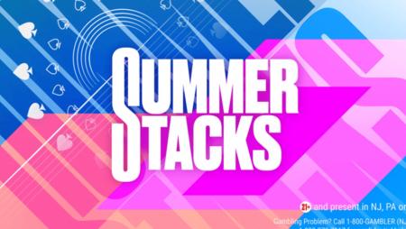 Summer Stacks Coming to PokerStars NJ This Weekend